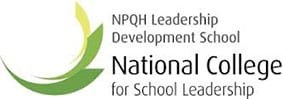 NPQH School Leadership logo