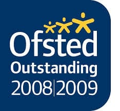 Ofsted Outstanding 2008 2009